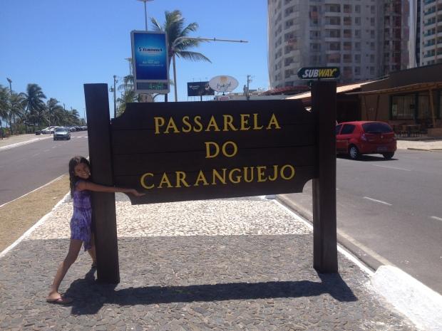 Passarela do Carangueijo