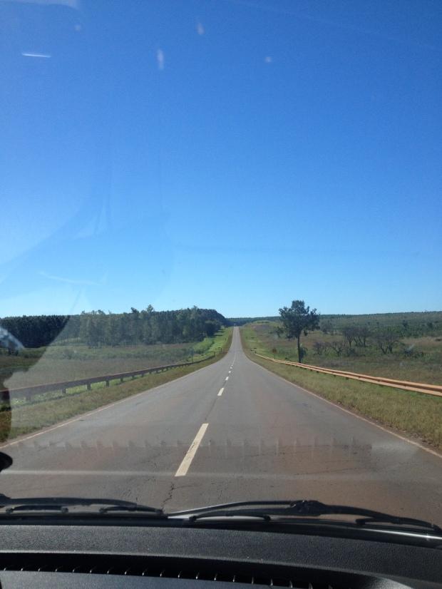 Boas estradas argentinas